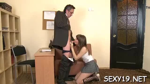 Wicked beauties are having lusty drilling with teacher
