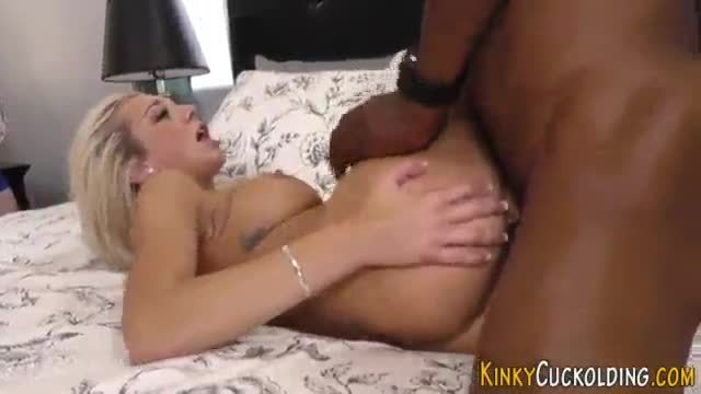 Fetish cuckold domina cum