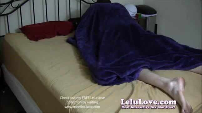 Lelu love having hot webcam sex and a creampie