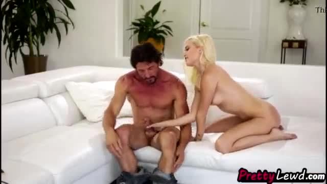 Teen alex grey wants old dick of daddy