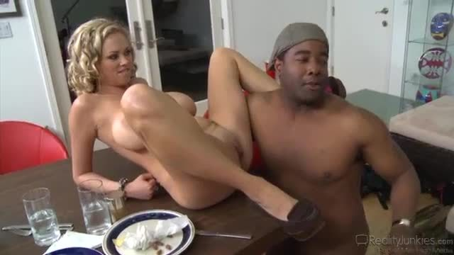 Katie kox playing with a big cock